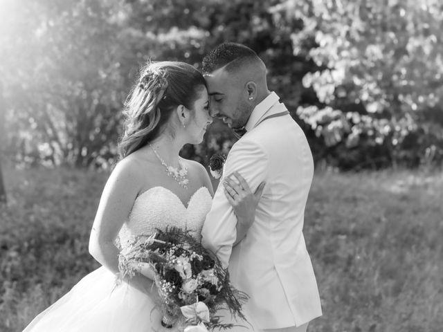 Le mariage de Floriane et Michaël