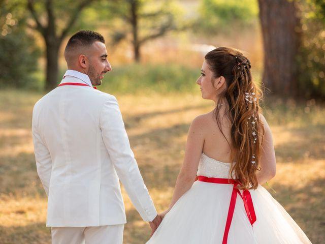 Le mariage de Michaël et Floriane à Le Pontet, Vaucluse 5