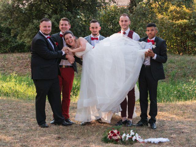 Le mariage de Michaël et Floriane à Le Pontet, Vaucluse 14