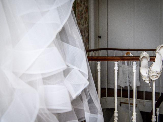 Le mariage de Michaël  et Sarah à Saint-Émilion, Gironde 8
