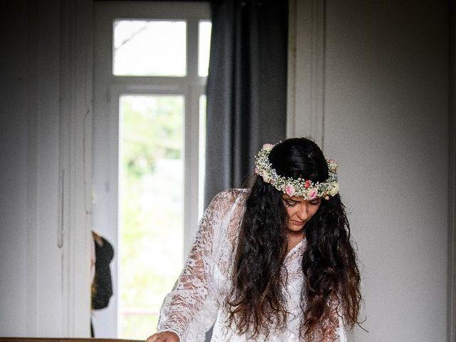 Le mariage de Michaël  et Sarah à Saint-Émilion, Gironde 11