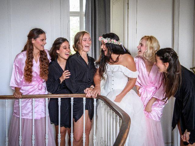 Le mariage de Michaël  et Sarah à Saint-Émilion, Gironde 14