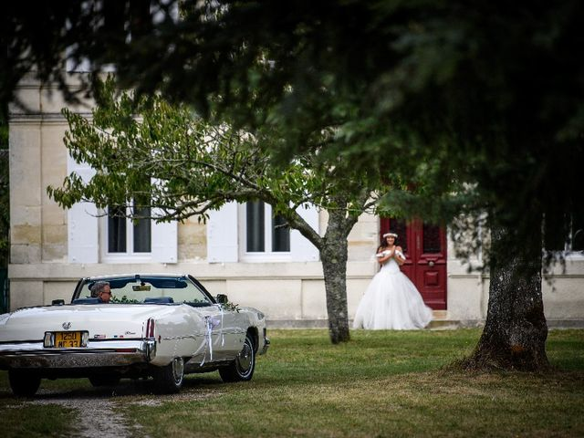 Le mariage de Michaël  et Sarah à Saint-Émilion, Gironde 16