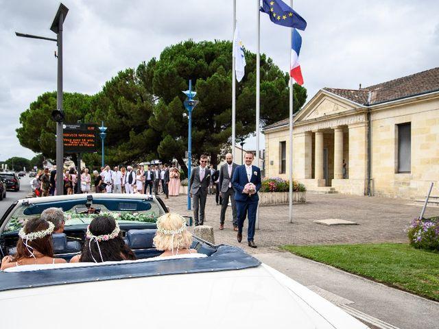 Le mariage de Michaël  et Sarah à Saint-Émilion, Gironde 19