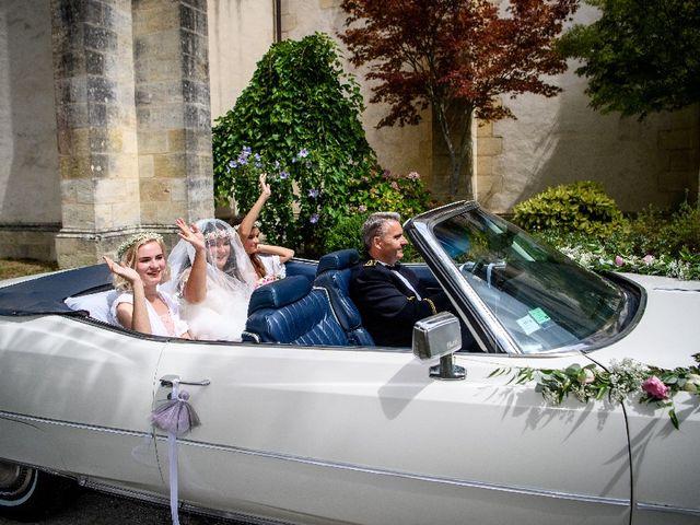 Le mariage de Michaël  et Sarah à Saint-Émilion, Gironde 23