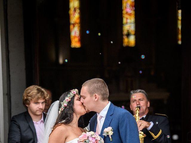 Le mariage de Michaël  et Sarah à Saint-Émilion, Gironde 26
