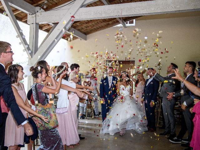 Le mariage de Michaël  et Sarah à Saint-Émilion, Gironde 30