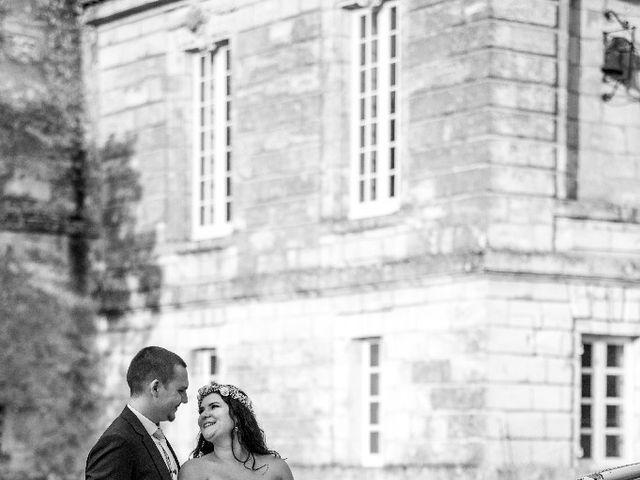 Le mariage de Michaël  et Sarah à Saint-Émilion, Gironde 33