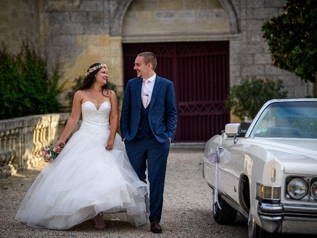 Le mariage de Michaël  et Sarah à Saint-Émilion, Gironde 34