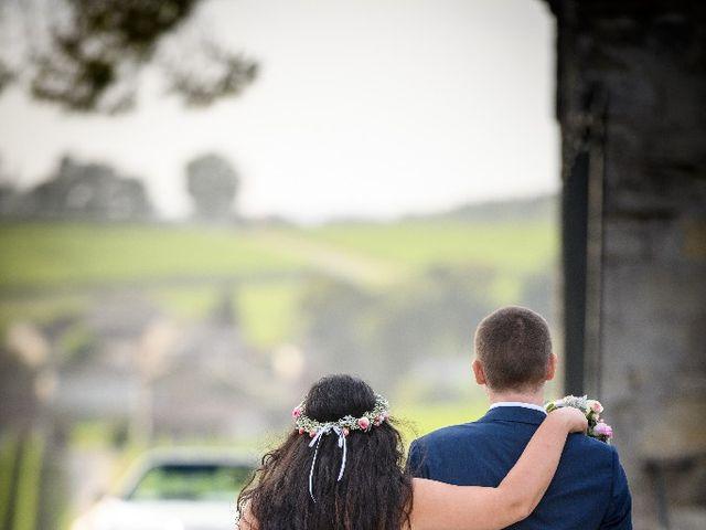 Le mariage de Michaël  et Sarah à Saint-Émilion, Gironde 35
