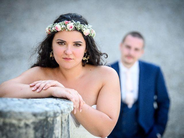 Le mariage de Michaël  et Sarah à Saint-Émilion, Gironde 36