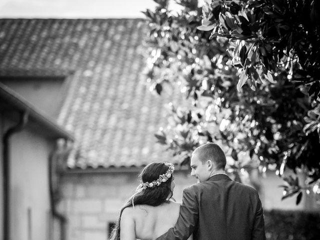 Le mariage de Michaël  et Sarah à Saint-Émilion, Gironde 1