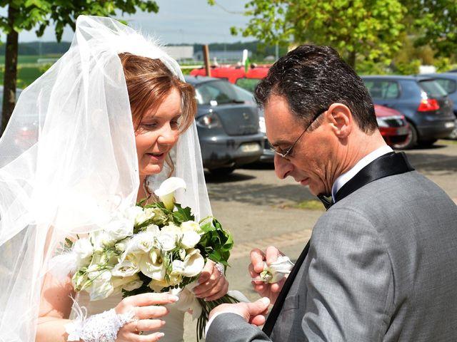 Le mariage de GUY et SOPHIE à Saint-Crépin-Ibouvillers, Oise 1