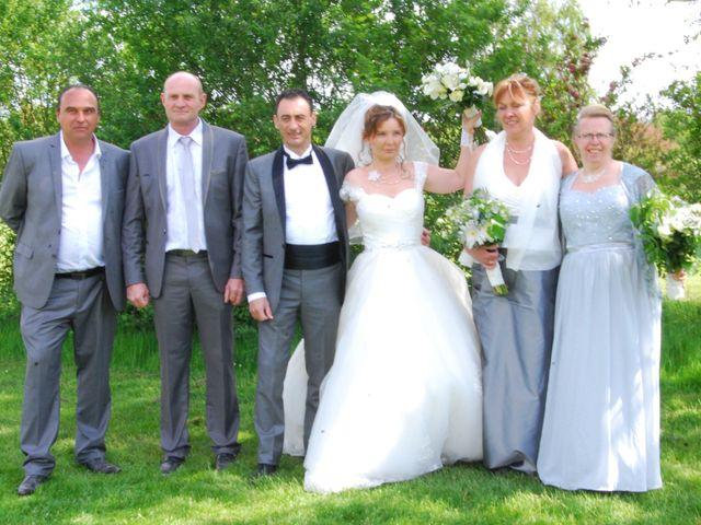 Le mariage de GUY et SOPHIE à Saint-Crépin-Ibouvillers, Oise 3