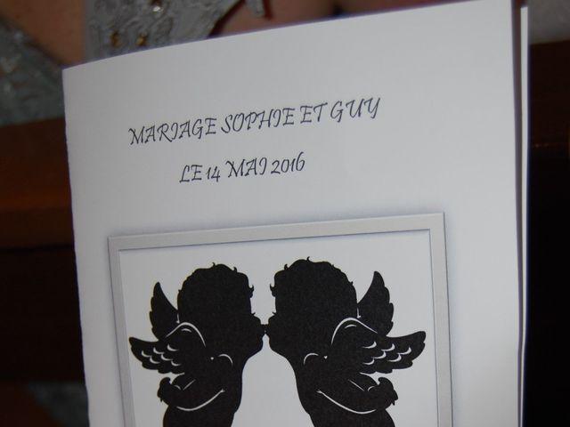 Le mariage de GUY et SOPHIE à Saint-Crépin-Ibouvillers, Oise 8