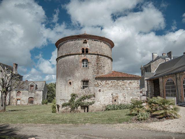 Le mariage de Florian et Julie à Vertou, Loire Atlantique 1
