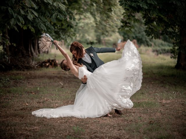 Le mariage de Florian et Julie à Vertou, Loire Atlantique 45