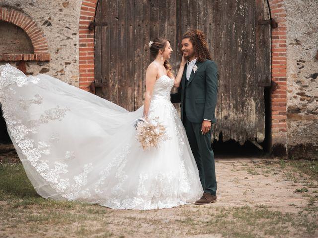 Le mariage de Florian et Julie à Vertou, Loire Atlantique 46