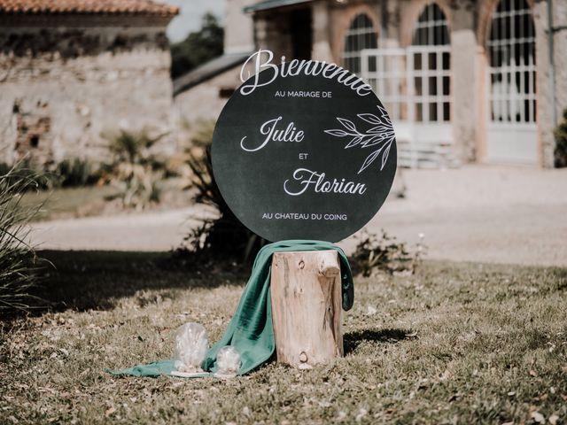 Le mariage de Florian et Julie à Vertou, Loire Atlantique 6