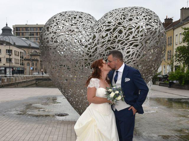Le mariage de Franck  et Sabrina à Mergey, Aube 3