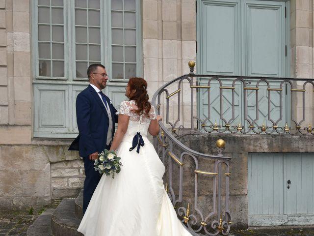 Le mariage de Franck  et Sabrina à Mergey, Aube 11