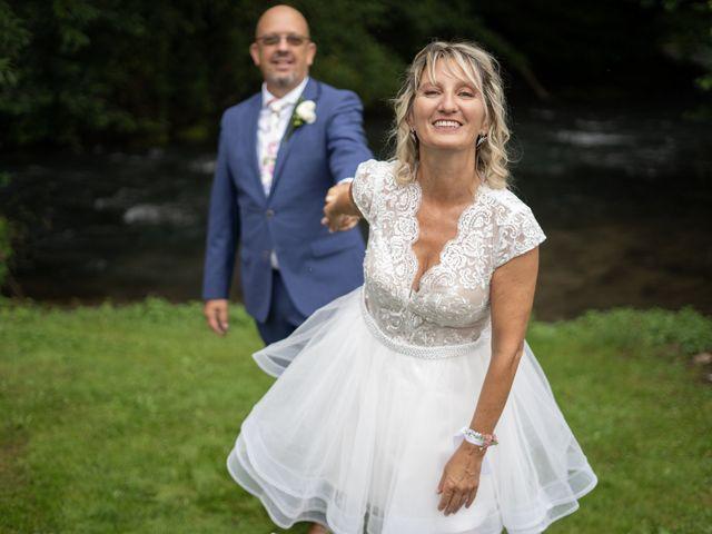 Le mariage de Crystele et Yannick