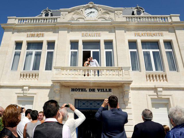 Le mariage de Nathalie et Julien à Bourcefranc-le-Chapus, Charente Maritime 6