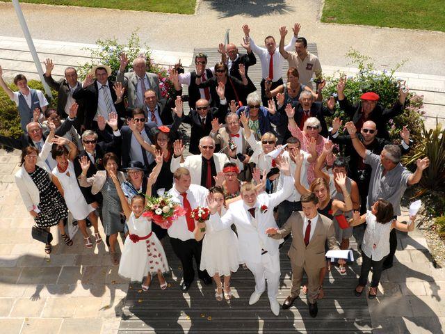 Le mariage de Nathalie et Julien à Bourcefranc-le-Chapus, Charente Maritime 7