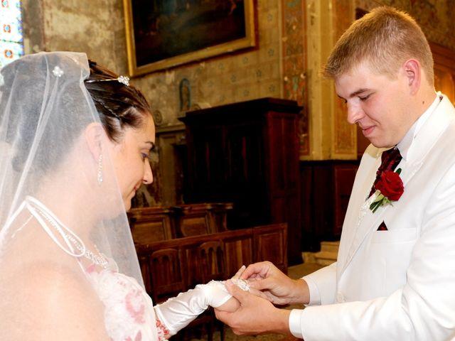 Le mariage de Julien et Nathalie