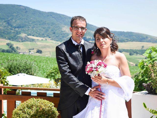 Le mariage de Romain et Severine à Beaujeu, Rhône 1