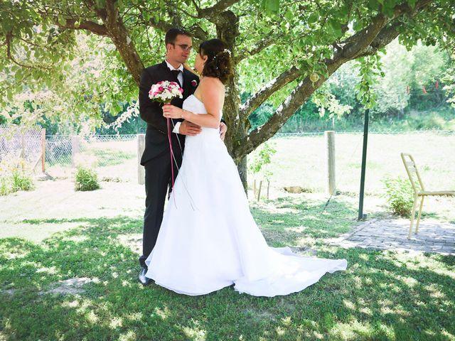 Le mariage de Romain et Severine à Beaujeu, Rhône 2