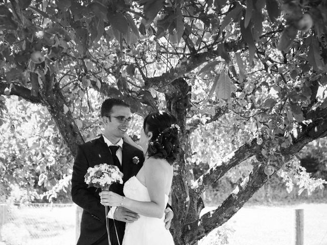 Le mariage de Romain et Severine à Beaujeu, Rhône 5