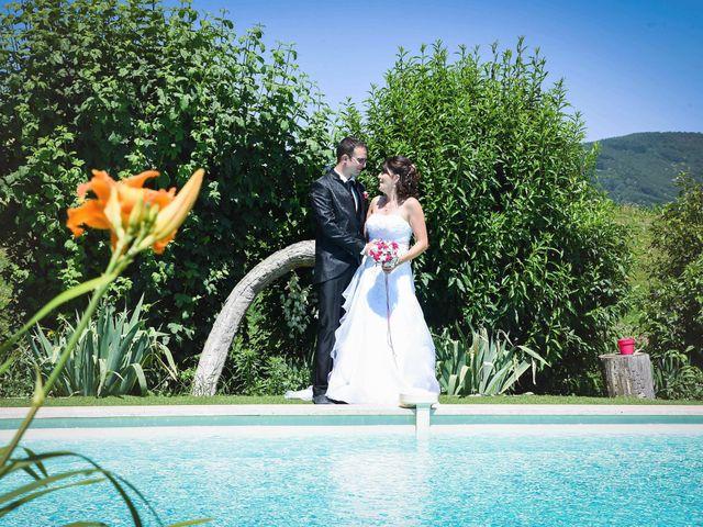 Le mariage de Romain et Severine à Beaujeu, Rhône 8