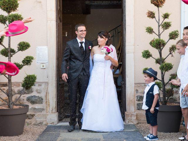 Le mariage de Romain et Severine à Beaujeu, Rhône 26