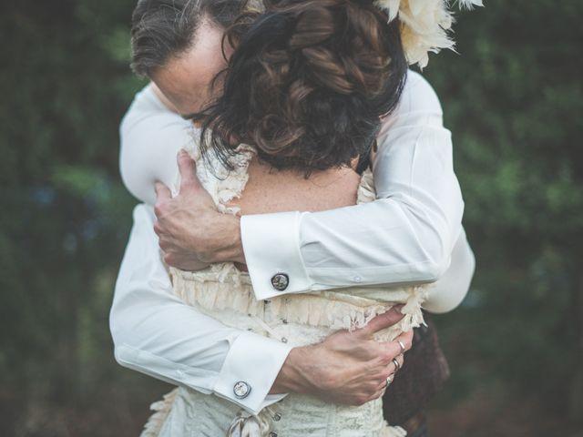 Le mariage de Guillaume et Karin à Saint-Victor-sur-Loire, Loire 2