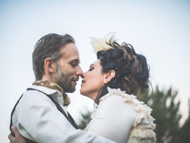 Le mariage de Guillaume et Karin à Saint-Victor-sur-Loire, Loire 4
