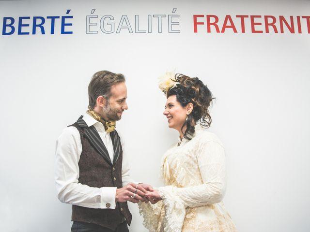 Le mariage de Guillaume et Karin à Saint-Victor-sur-Loire, Loire 5