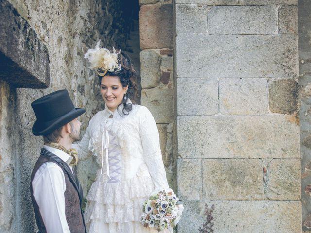 Le mariage de Guillaume et Karin à Saint-Victor-sur-Loire, Loire 8