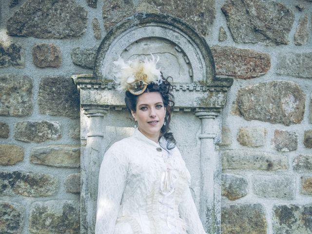 Le mariage de Guillaume et Karin à Saint-Victor-sur-Loire, Loire 11