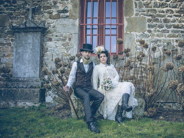 Le mariage de Guillaume et Karin à Saint-Victor-sur-Loire, Loire 12