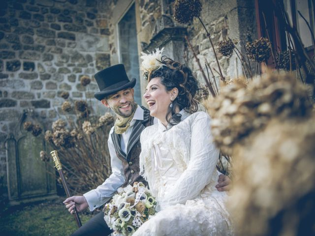 Le mariage de Guillaume et Karin à Saint-Victor-sur-Loire, Loire 13