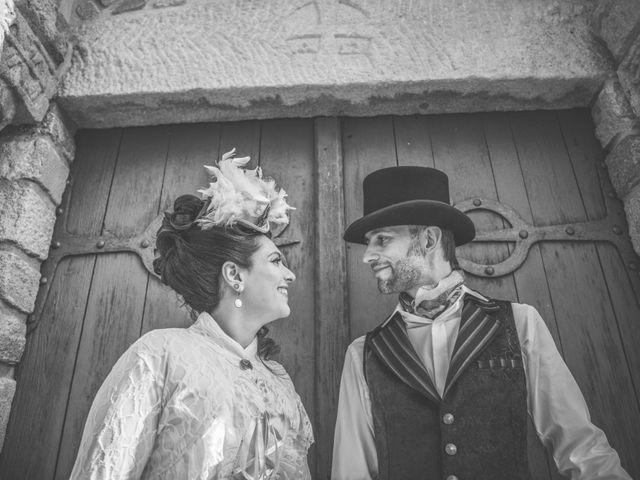 Le mariage de Guillaume et Karin à Saint-Victor-sur-Loire, Loire 15