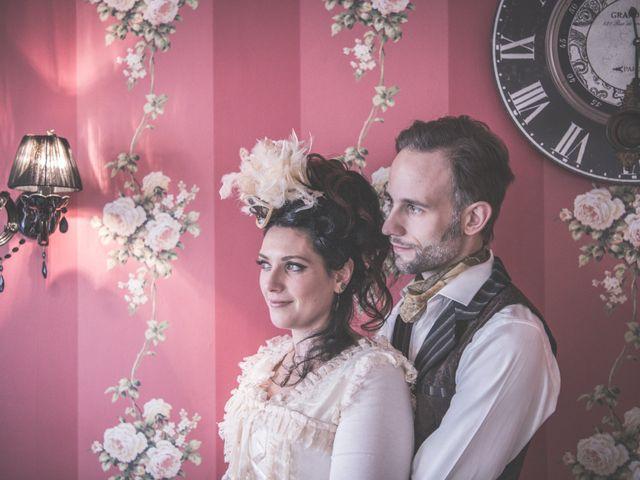 Le mariage de Guillaume et Karin à Saint-Victor-sur-Loire, Loire 25