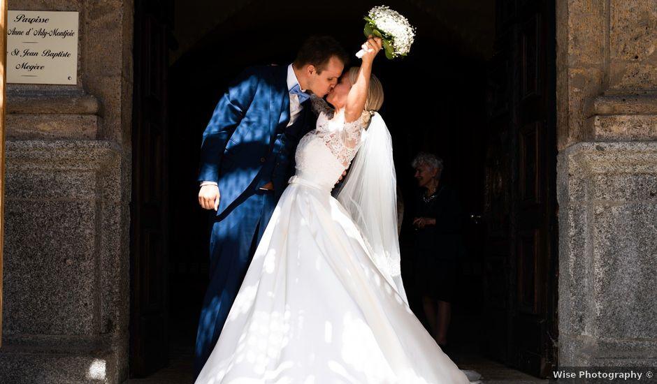 Le mariage de Damien et Marion à Megève, Haute-Savoie