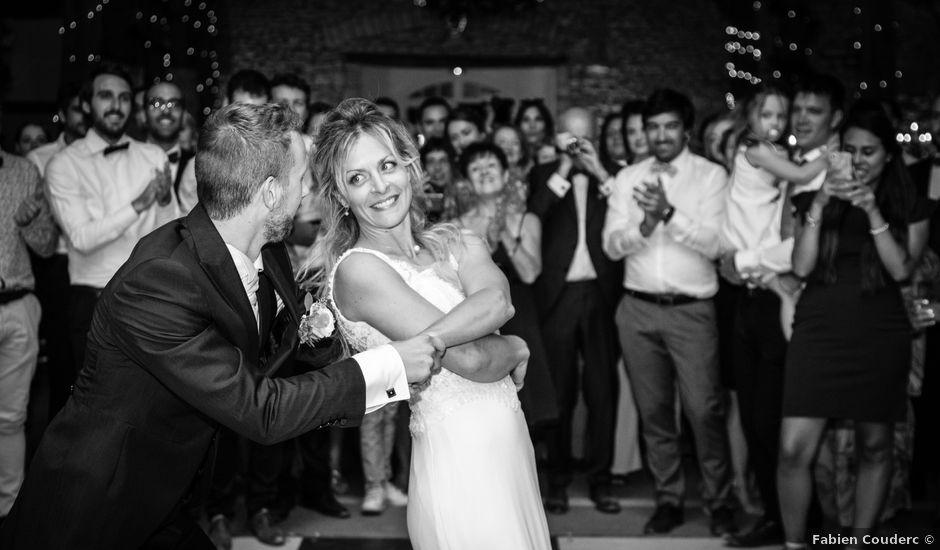 Le mariage de Florent et Daphnée à Garat, Charente