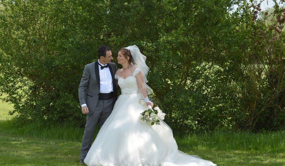 Le mariage de GUY et SOPHIE à Saint-Crépin-Ibouvillers, Oise