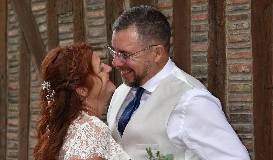 Le mariage de Franck  et Sabrina à Mergey, Aube