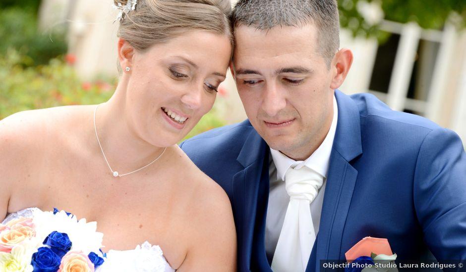 Le mariage de Jeremy et Justine à Montmerle-sur-Saône, Ain