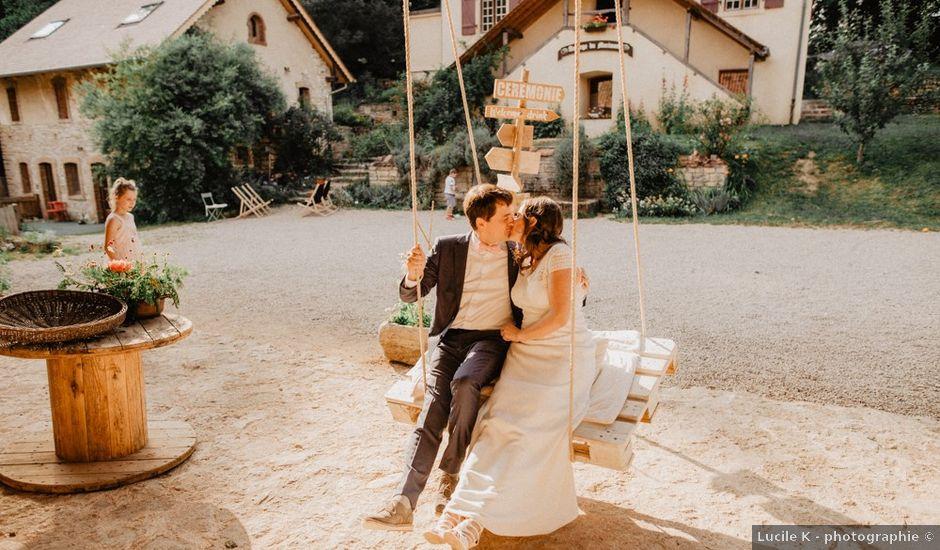 Le mariage de Mathieu et Virginie à Strasbourg, Bas Rhin