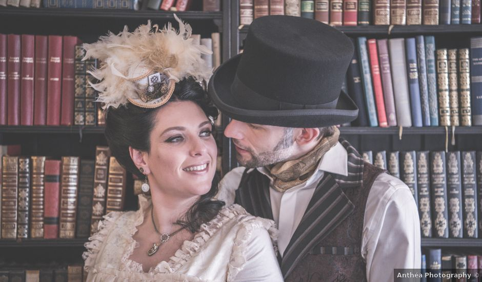 Le mariage de Guillaume et Karin à Saint-Victor-sur-Loire, Loire